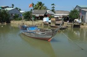 Vietnamese boats
