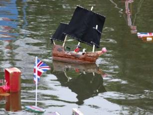 Goudhurst Jubilee boats 8