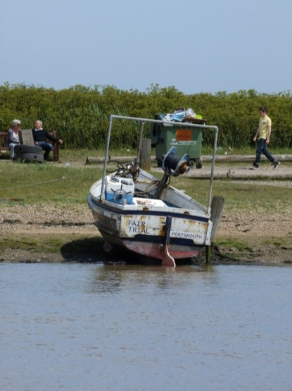 Southwold harbour 18