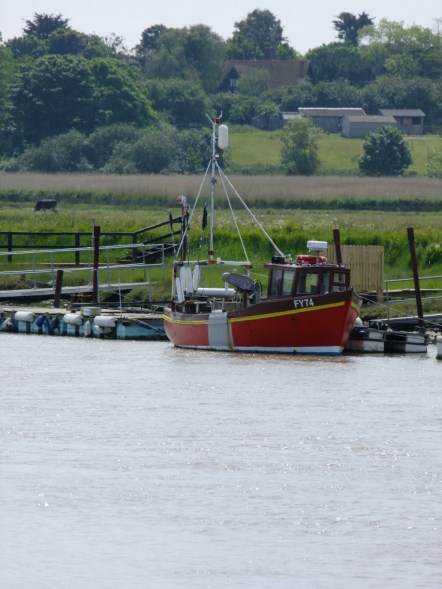 Southwold harbour 4