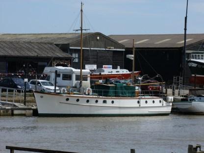 Southwold harbour 7