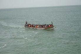 73 from Banjul Barra ferry 2012