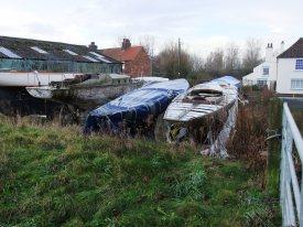 Keadby Lock Alkborough Barton on Humber and Caistor 12