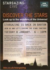 Celestial navigation at Barton