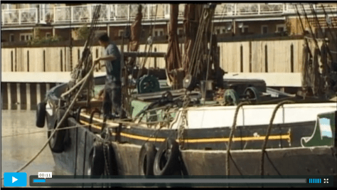 Standard Quay Faversham Simon Evans film from happier times