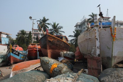 Photographer Matthew Atkin in Mumbai 16