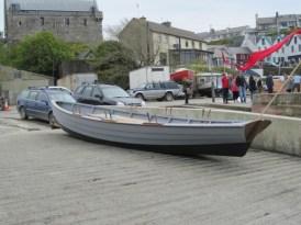 Gandelow built by AK Ilen Wooden Boatbuilding School