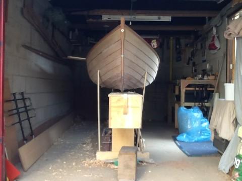 Beer 14 rowing boat