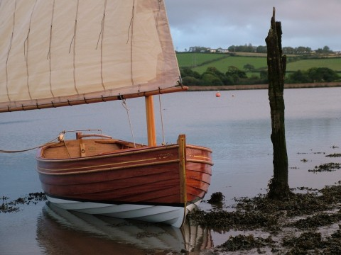 Stirling and Son 14ft dinghy