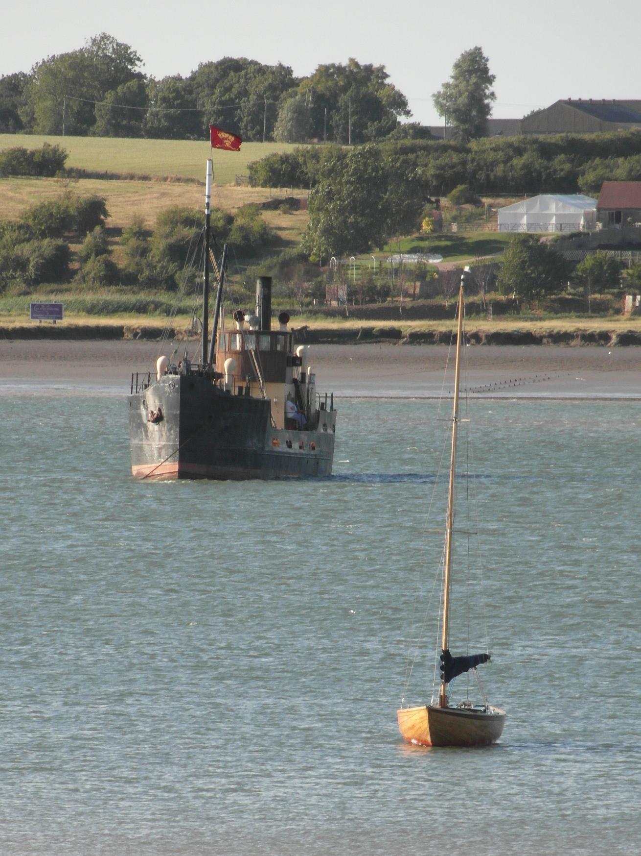 The Kentish Sail Association S Swale Match 2013 Part 2