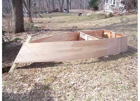 Brockway skiff 9
