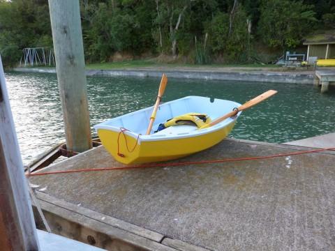 New 6ft John  Welsford dinghy Scraps