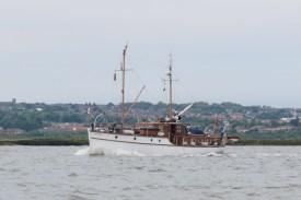 Medway Bradwell Brightlingsea Pyefleet trip 46