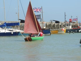 12'6 Northumbrian Coble. Photo by Janine Cashin 100614 (34)