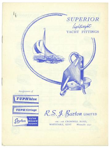 RSJ Barton Ltd of Whitstable