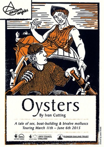 Oysters poster
