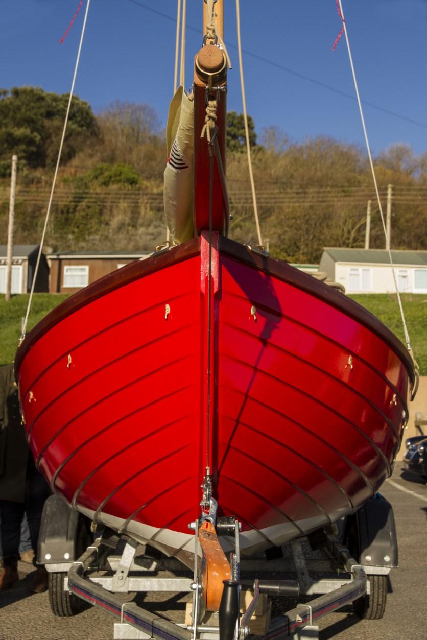 14' Beg Meil dinghy photo by Derek Thompson (1)