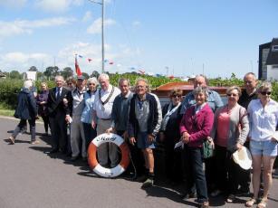 Mary Lifebelt Group Photo