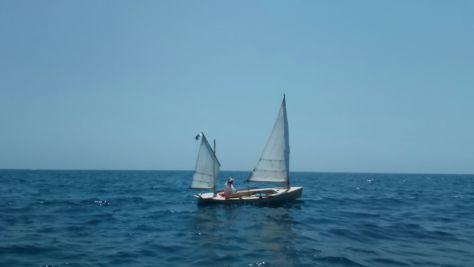 Onawindblue at sea again