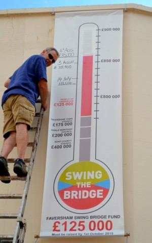Swing the Bridge 27 August 2015