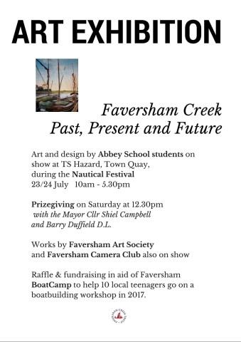 Art Exhibition Flier (1)