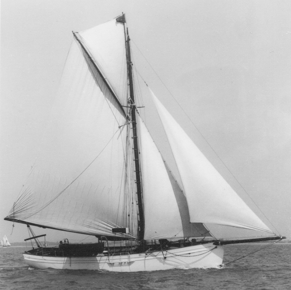 Save historic Albert Strange racer Tally-Ho! – intheboatshed.net