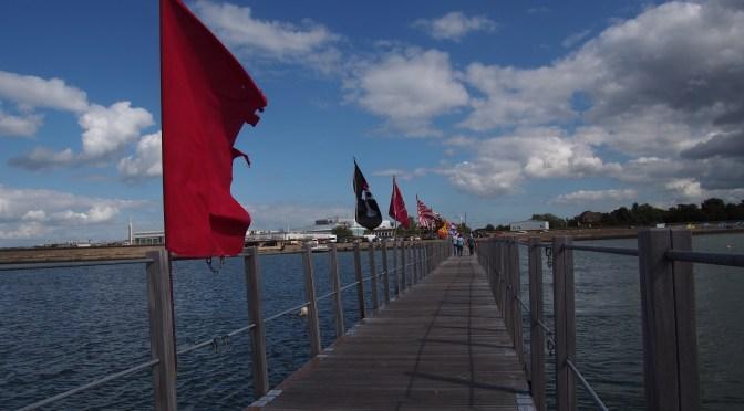 A harbour stroll: Queenborough Classics 2017