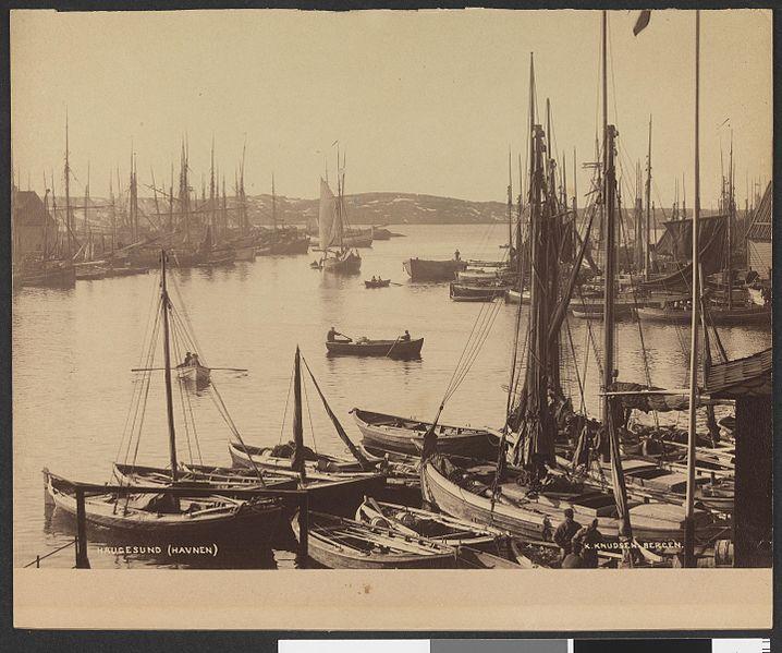 Knud Knudsen, pioneer of Norwegian photography – intheboatshed.net
