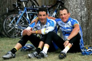 George Hincapie served as Lance Armstrong's main lieutenant for years in the peloton. Photo: Tim De Waele