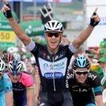 Tour de France results for stage seven