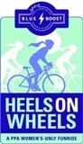 Blueboost 'Heels on Wheels' Women's Funride 2015 logo