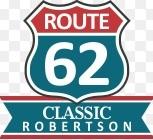 Route 62 Classic logo