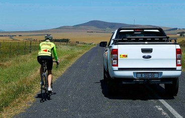 The Pedal Power Association has urged all motorists to take greater care on the road after Gauteng cyclist Darren Fitz-Gerald was knocked over by a taxi this week. Photo: Supplied