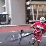 Video: wind stops Cape Town Cycle Tour