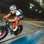 Second gold for Nolan Hoffman at SA Track Champs