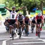 Tour de France results: Michael Matthews wins by a wheel's length