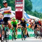 Peter Sagan wins Paris-Roubaix in rainbow jersey