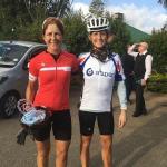 Cindy Theunissen and Sarah van Heerden