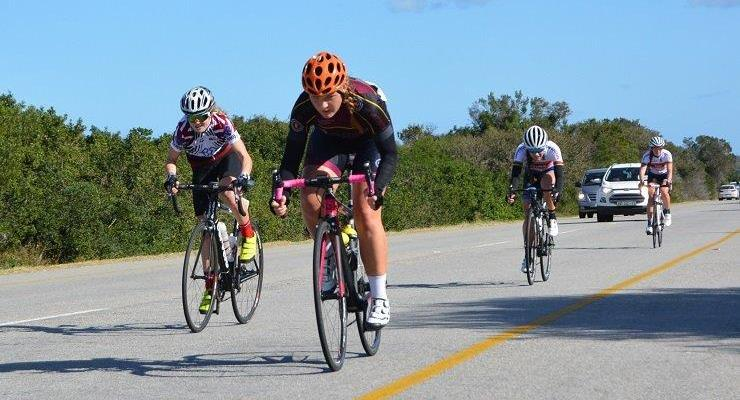 USSA Cyling Champs action