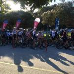 Start of the USSA Cycling Championships