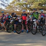 The start of CYcle4Cansa