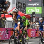 Vuelta a España results: Matteo Trentin wins fast stage four