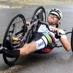 Disability gives para-cyclist Pieter du Preez the ability to inspire