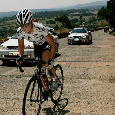 Former national road cycling champion Ronel van Wyk says the iconic Tom Jenkins climb will play a critical role in the 98km feature race at the Tshwane Classic in Pretoria on November 5.