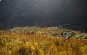 Riders were treated to some spectacular views during the third leg of the Trailseeker Series.