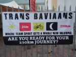 Riders started their Trans Baviaans journey from Willowmore today.