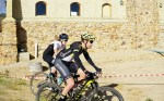Erik Kleinhans and Robert Hobson won stage one of Ride2Nowhere that took place inMcGregor yesterday.