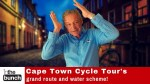 Johnny Koen talks about a windy Cape Town Cycle Tour.