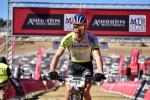 Philip Buys walked away with the overall men's marathon title on day two of the National MTB Series in Dullstroom, Mpumalanga, today.