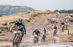 Muddy Lesotho Sky action